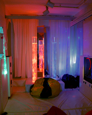 Snoezelen: A Special Environment for Sensory Challenges