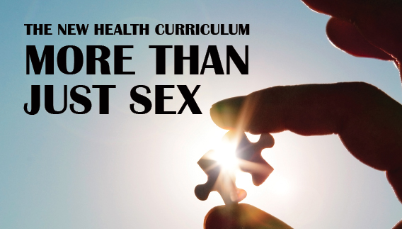 The New Health Curriculum: More Than Just Sex