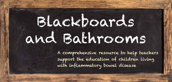 Bathrooms and Blackboards: Helping Students with IBD