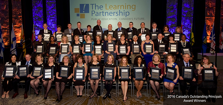 Celebrating Canada's Outstanding Principals