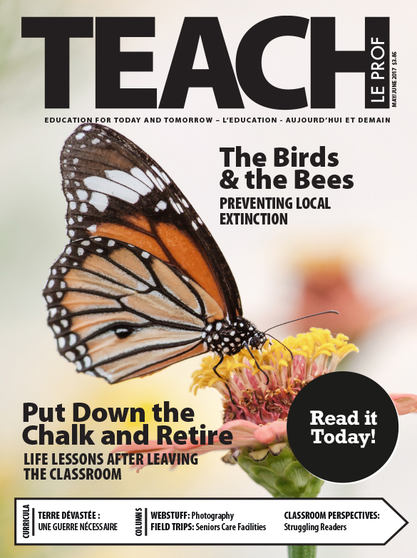 TEACH Magazine – Education for Today and Tomorrow   L'Education ...