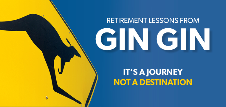 Lessons from Gin Gin