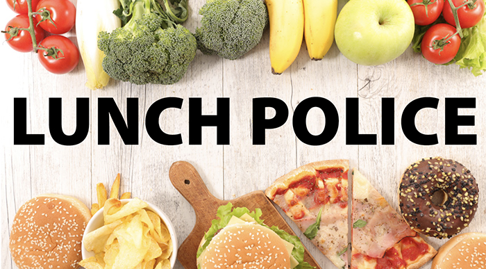 Lunch Police: Should Educators Get Involved?