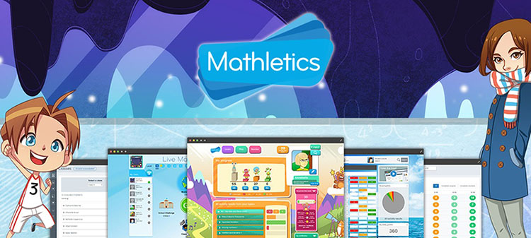 Love Learning Math with Mathletics