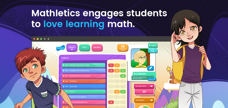 Powering Math Learning for Students