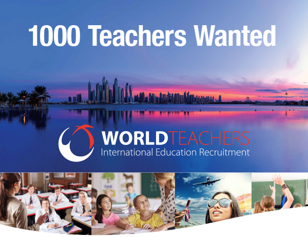 Exceptional Teaching Opportunities In The Middle And Far East – Applications Open