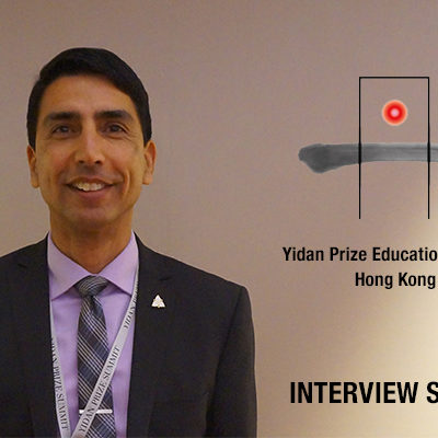 Interview with Bruce Rodrigues, Deputy Minister of Education