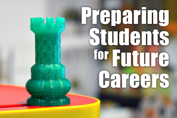Preparing Students for Future Careers