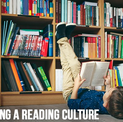 Creating A Reading Culture—Even If You're Low On Time and Funds