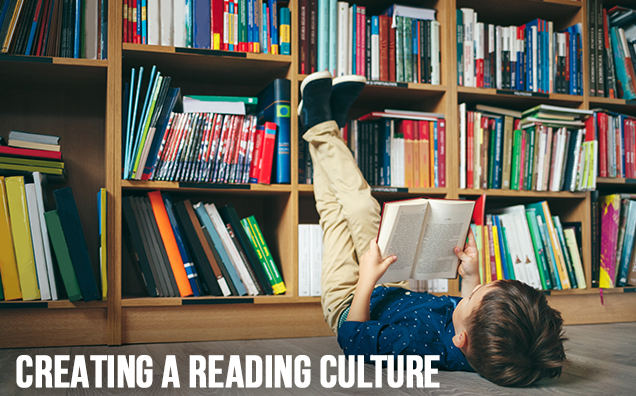 Creating a Reading Culture (Even When You're Low on Time and Funds)