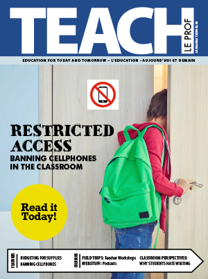 No More Permission To Pee – TEACH Magazine
