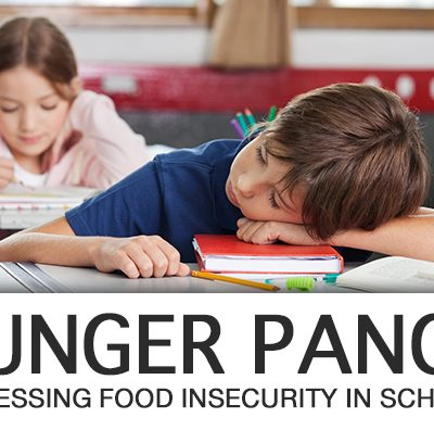 Hunger Pangs: Addressing Food Insecurity in Schools
