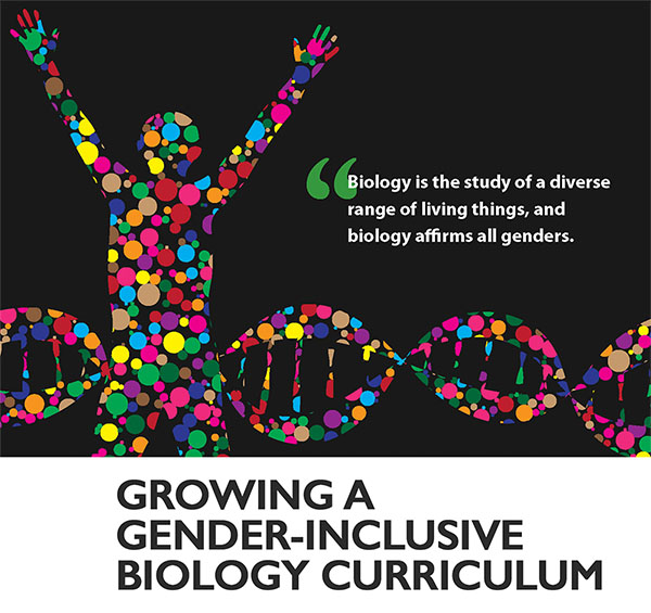 Growing a Gender-Inclusive Biology Curriculum