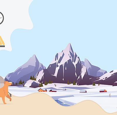 Virtual Winter Field Trips