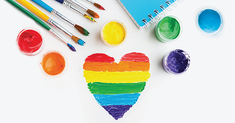 Teaching About Pride