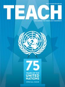 TEACH NovDec2021 Cover
