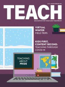 TEACH JanFeb2021 Cover