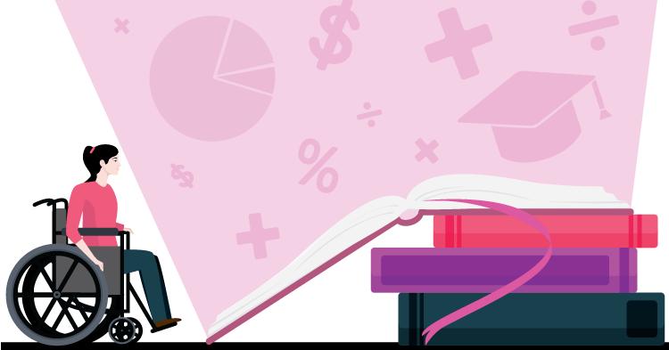 One Size Does Not Fit All: Financial Literacy for Students with Physical Disabilities