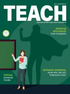 TEACH MarApr2021 cover