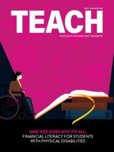 TEACH MayJun2021 cover