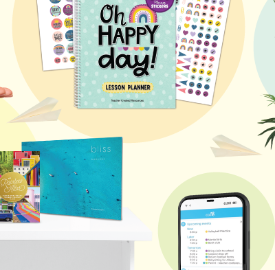 Summer 2021 Home and Classroom Essentials for Teachers