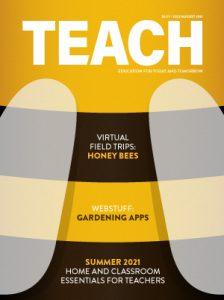 TEACH JulAug2021 cover