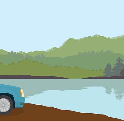 Road Trips Across Canada